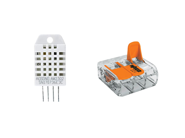 Wago 221 & DHT22 Sensor