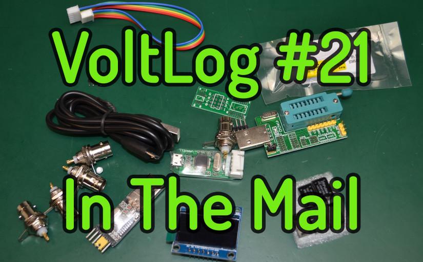 VoltLog #21 – InTheMail